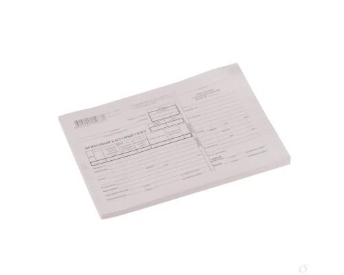 Бланк Приходно-кассовый ордер А5 (100 листов)
