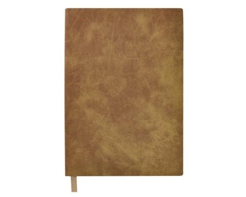 Ежедневник (недатированный) А5 120 листов ПЕРГАМ БЕЖЕВЫЙ