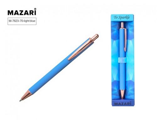 Кан.Ручка подар.TO SPARKLE-1 голубой корпус